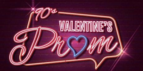 Valentine's Prom tickets