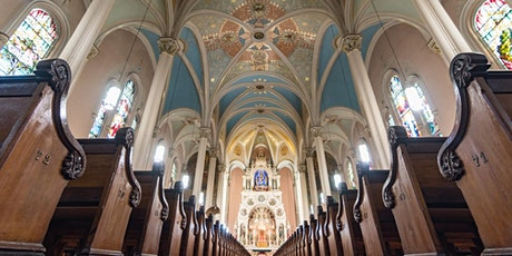 5 PM Vigil Mass (Quiet Mass) -  Pentecost Sunday at the Vigil Mass tickets