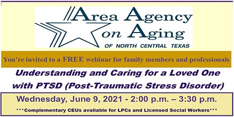 Understanding and Caring for a Loved One with PTSD tickets
