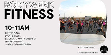 BodyWERK Fitness tickets