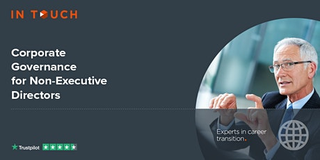 Corporate Governance for Non-Executive Directors tickets