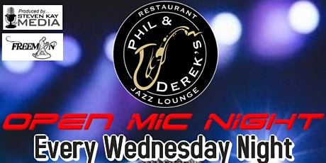 Open Mic Night at the Speakeasy Comedy Lounge tickets