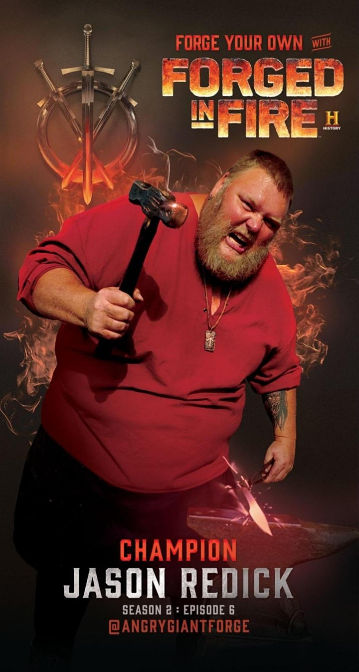 Forge Your Own w/ Angry Giant Forge at Indigo Reef Brewing Company image