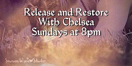Release and Restore with Chelsea tickets