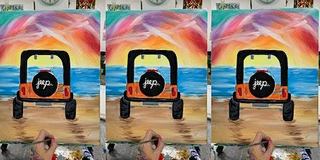 Jeep: Dundalk, Seasoned Mariner with Artist Katie Detrich! tickets