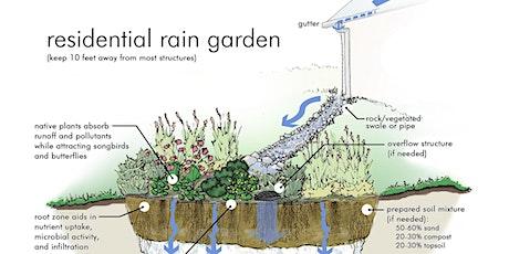 "Creating Rain Gardens, a beautiful way to ""Soak up the Rain ""in your Garden tickets"