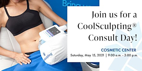CoolSculpting Consult Day - Cosmetic Center tickets