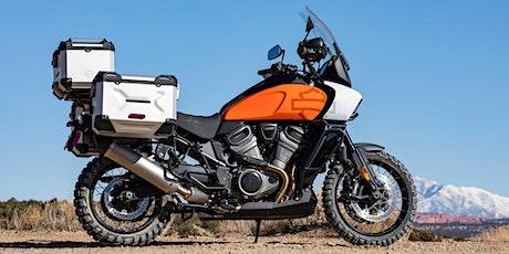 Pan America™ 1250 Demos at Mad River Harley-Davidson® Spring Rally tickets
