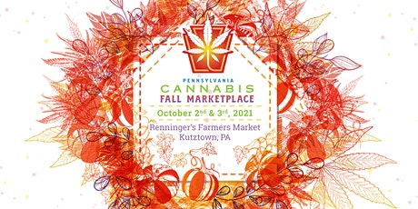 Pennsylvania Cannabis Festival Fall Marketplace tickets