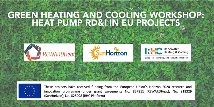 Heat Pump Forum and Award Ceremony / Green Heating & Cooling workshop image