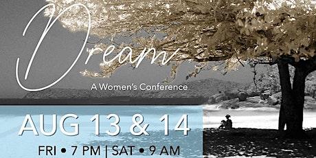 Women's DREAM Conference Virtual tickets