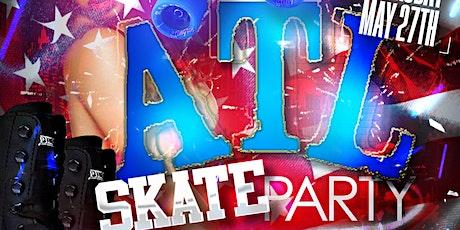 ATL SKATE PARTY AT CASCADE MEMORIAL WEEKEND tickets