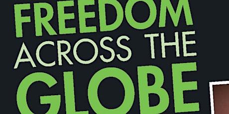 Freedom Across the Globe Poetry Showcase Tickets