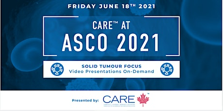 CARE™ at ASCO - Oncology Sessions tickets