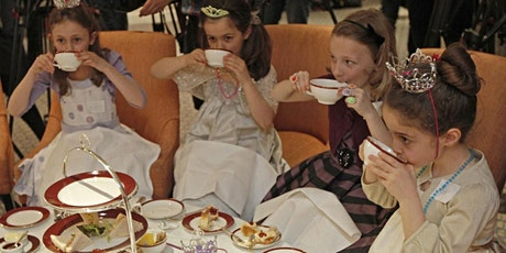 Tea Party Etiquette (Ages 7-10 only) tickets
