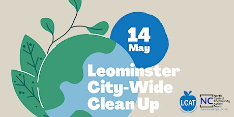 Leominster City-Wide Clean-Up Day tickets