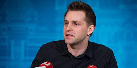 Max Schrems: Transatlantic Data Sharing, Digital Rights and Global Policy tickets