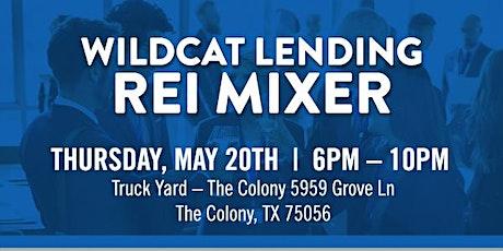 Wildcat Lending REI Mixer tickets