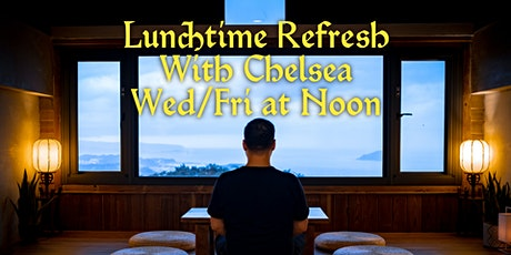 Lunchtime Refresh (Yoga and Meditation) tickets