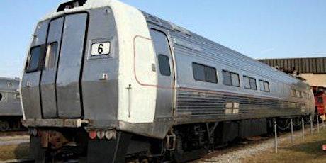 Amtrak: The 50th Anniversary tickets
