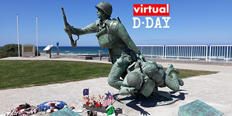 *FREE* ON LOCATION | VIRTUAL D-DAY | OMAHA Beach, Dog Green Sector tickets