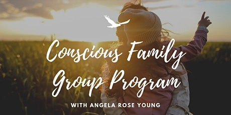 Conscious Family Group Program tickets