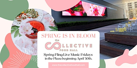 Spring Fling Live Music Fridays tickets