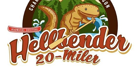 Hellbender 20-Miler Canoe Relay Race tickets