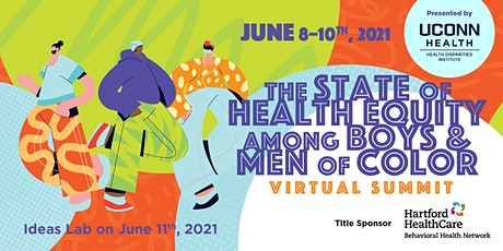 State of Health Equity among Boys and Men of Color Summit tickets