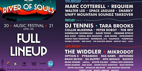 River of Souls Festival tickets