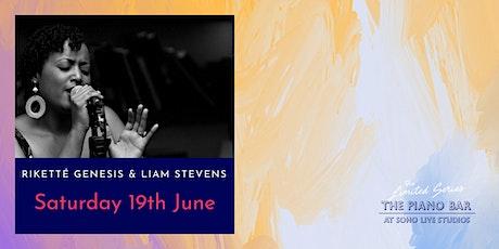 Saturday 19th June - Second House at The Piano Bar Soho tickets
