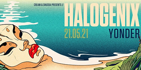 HALOGENIX (UK) - CHCH tickets