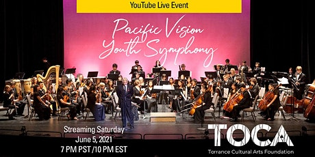 Pacific Vision Youth Orchestra tickets