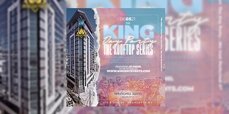The #KingDayParty - The Uptown Rooftop Series tickets
