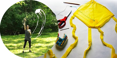 Make a Kite- Fly a Kite! - IN PERSON (also kits to make a kite on your own) tickets