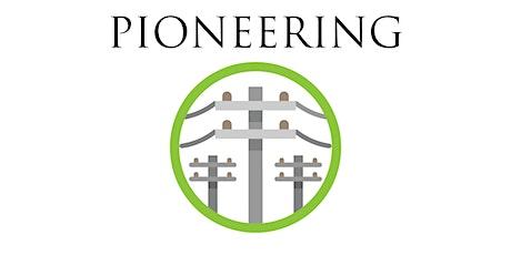 Pioneering Badge Online tickets