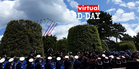 *FREE* ON LOCATION | VIRTUAL D-DAY | 77th Anniversary of D-Day tickets