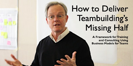 How to Deliver Teambuilding's Missing Half tickets