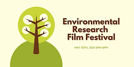 Environmental Research Film Festival tickets