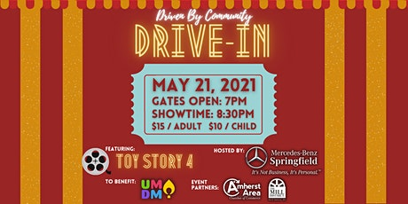Driven By Community Movie Night benefiting UMass For The Kids tickets