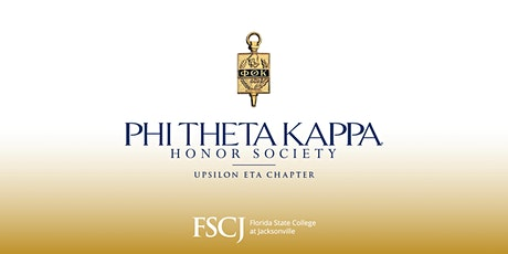 Phi Theta Kappa Induction Ceremony tickets