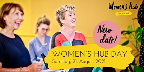 WOMEN'S HUB DAY HAMBURG 21. August 2021 Tickets