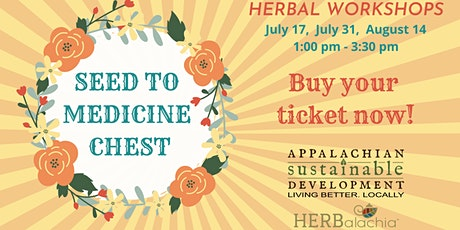 Seed To Medicine Chest 2021 tickets