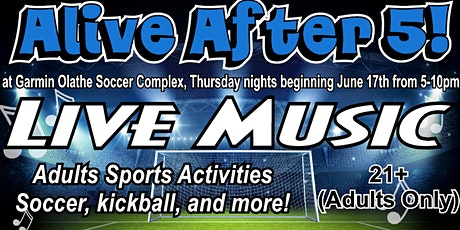 Alive After 5! @ GOSC tickets