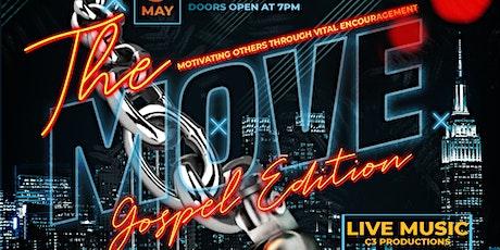The M.O.V.E tickets