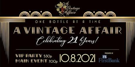A Vintage Affair's 21st Anniversary Celebration: The Roaring Twenties tickets