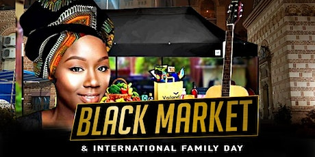 Athens Black Market and International Family Day tickets