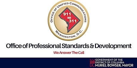 Leadership in the 911 Center biglietti