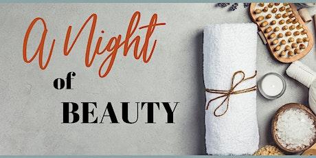 A Night of Beauty tickets