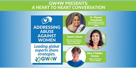 Heart to Heart: Addressing Abuse Against Women tickets